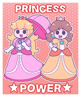 Princess Power by BonbonBox