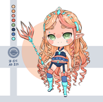 [Open] Rose Gold Adopt by TaiyouChee