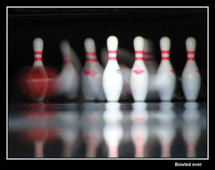 Bowled over by painting-with-light