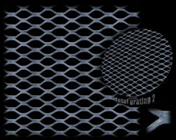 Metal grating texture 2 -tiled by JayL-stock