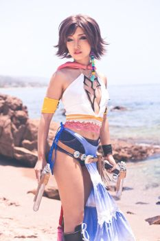 FFX-2 Yuna: The Story Changed by DollyLollipop