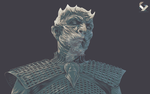 The Night King by kyouzins