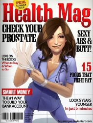 Health mag by Balsamique