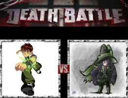 Request #117 Ben vs Fiona by LukeAlanBundesen