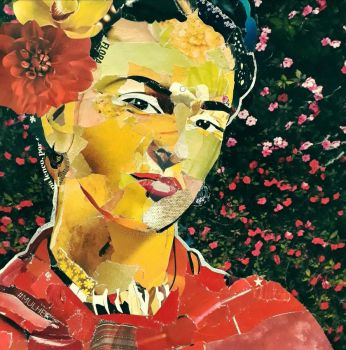 Kahlo or not Kahlo by ClaudioChagas