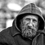 Sergey, the old wanderer by Leo-SA