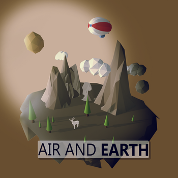 Air and Earth by Redhairedgadget