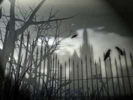 Evil place II by RoguePL