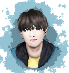 BTS - Suga by VocaloidFanGirl87234