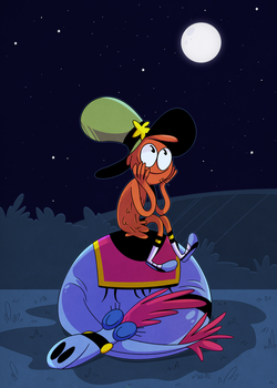 Wander Over Yonder by Wi-Fu