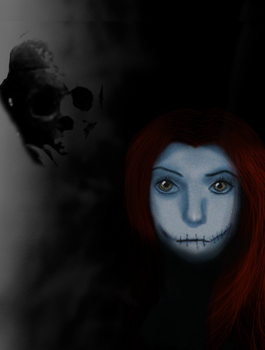 Sally Nightmare by NocturnalButterfly