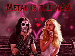 Metal is the way \m/ by rh-x