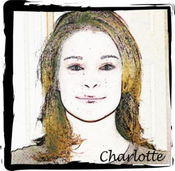 photoshopey charlotte by TSeeEss