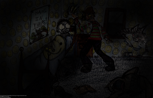 JtHM: Johnny Meets Freddy by Hisscale