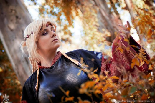Visenya Targaryen - A Song of Ice and Fire - 5 by Atsukine-chan