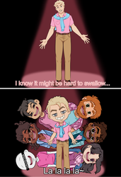 Dream Daddy - Better than you (Camp Camp) by P-ChanAndP-Kun