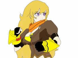 Rwby: Yang Xiao Long by DreamWeaver99