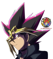 [Request] Yugi Muto (DSOD version) by AtemKira