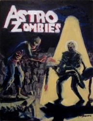 Astro Zombies by orikae
