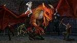 The Red Dragon by bob-dawg