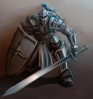 Armored Knight by Didymus03