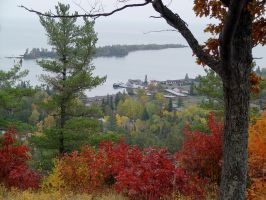 Copper Harbor by toddyost