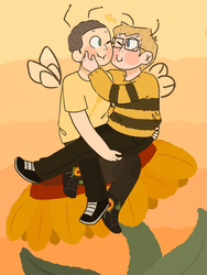 honey bumble by sendmeapeach