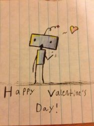 Happy Valentine's Day! by TTheFaceless