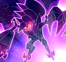 Space Computer Virus: Necrozma
