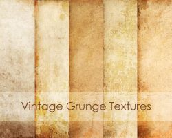 vintage grunge textures by Princess-of-Shadows