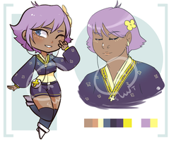 [Adopts] Casual VI || USD || CLOSED by skele-tea