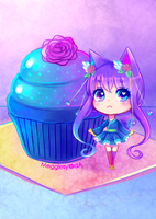 .:. Little Cupcake .:. by Megglesy