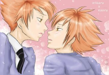 Ouran Host Club - Twins by VaMpI-SaN