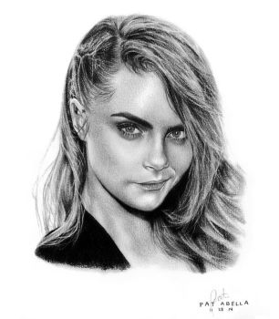 Bluespecter 0 Cara Delevingne By Beyondpat