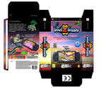 Invizimals e Pokemon packaging psp by Dade23