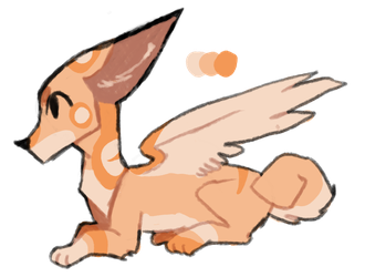 Winged dog OTA - CLOSED by Diinkers