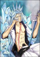 Grimmjow_16 by canaury