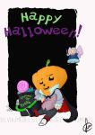 Happy Halloween! by Silwy-whisky
