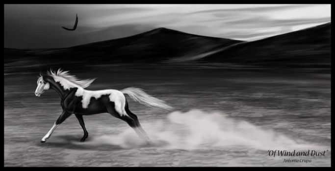 Of Wind and Dust by Acota
