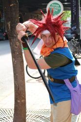Crono Cosplay 2 by Flamesofmercy