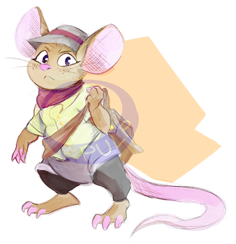 CLOSED: Mouse Explorer Adopt by MaraschinoPulp