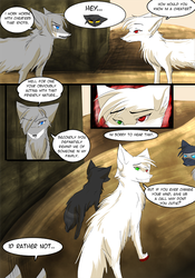 Outcast Chapter 3: page 23 by Imaginer-Fox