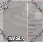 Attack on Titan Character Sheet by SoulEvans