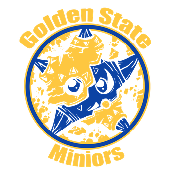 Golden State Miniors by Chrishankhah