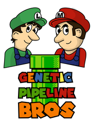 Pipeline Bros by doctormo