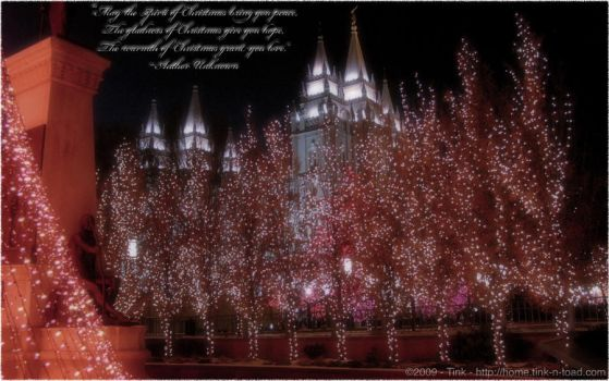 LDS - SLC Christmas by silver-wolf581