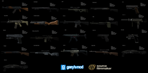 [DL] L4D2 Enhanced Weapons by Stefano96