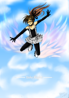 OC -- Take Flight by lady-obsessed