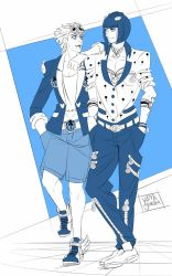 Jojo - Bruno Giorno - Summer Clothes by YAMsgarden