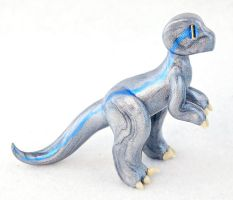 Jurassic World: Blue the Raptor by HowManyDragons